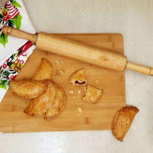 empanadas de guayaba