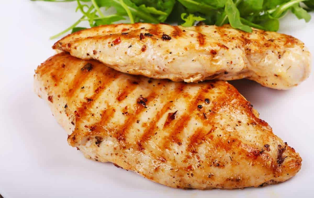 Receta pechuga de pollo