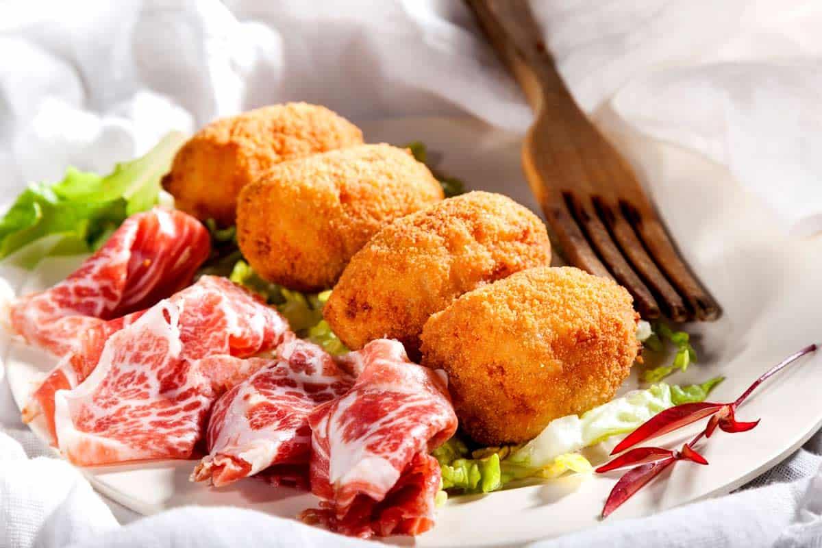 recetas croquetas de jamon