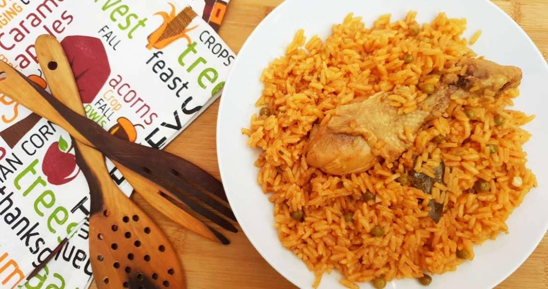 arroz con pollo a la chorrera